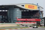 Race Facts – Chinese Grand Prix