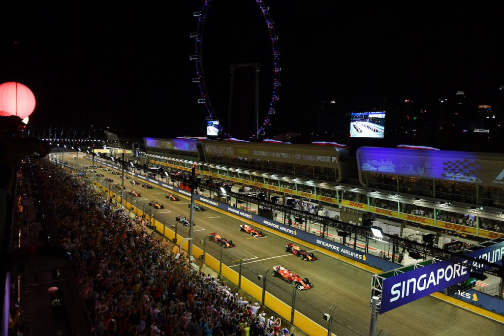 Best Of The Bay 2021 Buying Guide: 2021 Singapore Grand Prix Tickets | F1Destinations.com